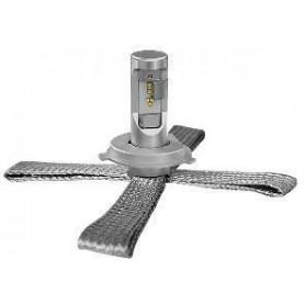 Ampoules LED H7 (jeux de 2)avec dissipateur de chaleur aluminium