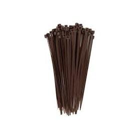 Collier de serrage BRUN 4.8 x 188 mm (sachet de 100)