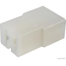 Boîtier de connecteur FEMELLE (x20) 2 pôle 6,3 mm