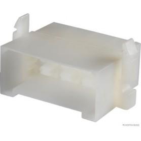 Boitier connecteur (x10) 8 pôle 6.3mm
