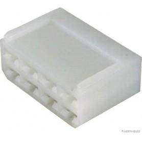 Boitier connecteur FEMELLE (x10) 8 pôle 6.3mm