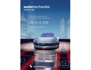 EIT will be present at the Automechanika in Frankfort from 13.9 to 17.9.2016