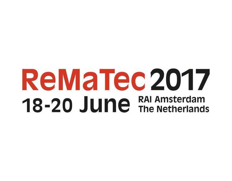 Participation de EIT au salon REMATEC 2017 de Amsterdam