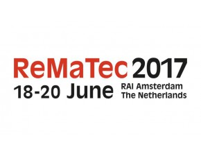 Participation de EIT au salon REMATEC 2017 de Amsterdam