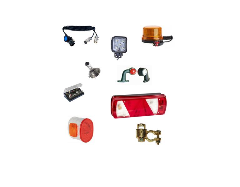 Mise en place d'une gamme complète de machines tournantes et autres accessoires éléctriques automobiles
