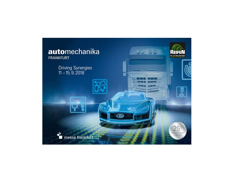 EIT sera présent sur le salon Automechanika de Francfort du 11.09 au 15.09.18