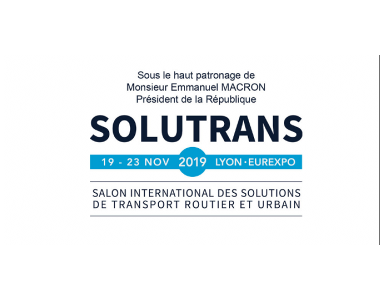 Participation Solutrans 2019